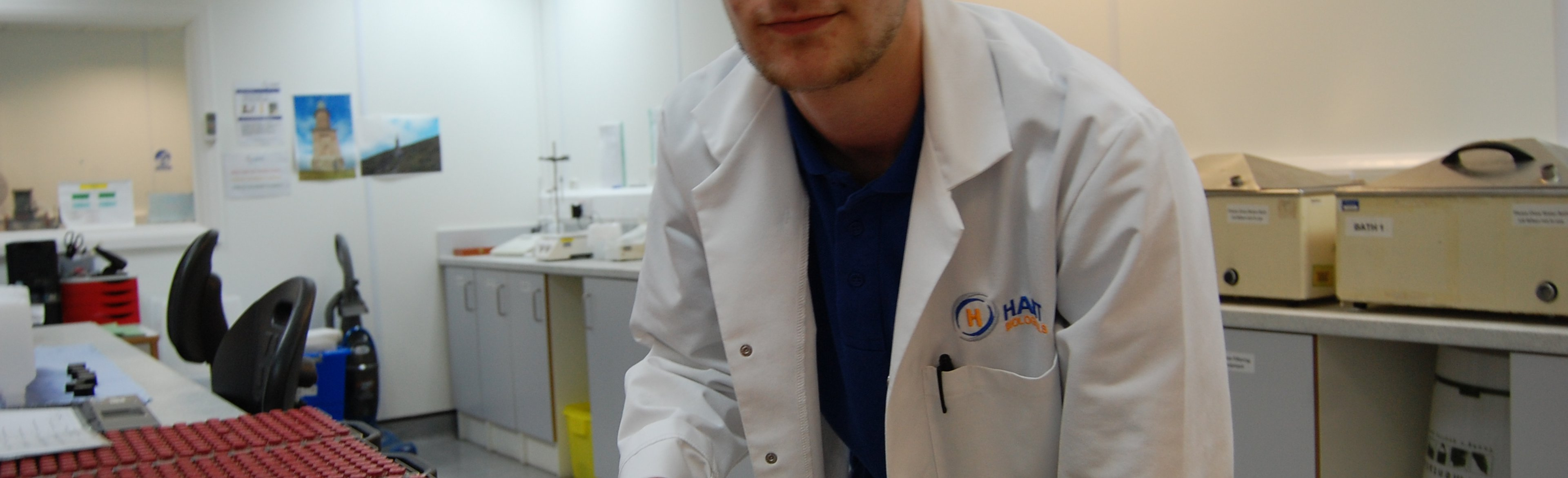 Apprentices shine at Hart Biologicals Image