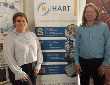 Hart Bio believes in the importance of apprenticeships  Image