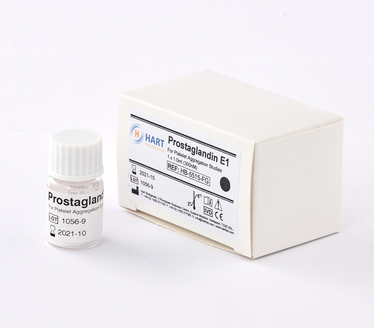 Prostaglandin E1 300nM - 1 x 1.0ml