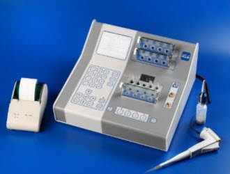 Thrombi-Stat MC4 Macro 4 Channel Coagulometer